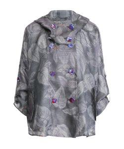 Giorgio Armani | Шелковая Куртка Свободного Кроя С Капюшоном