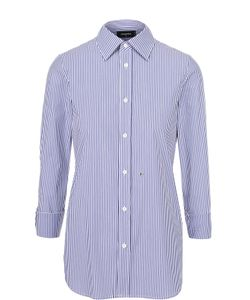 Dsquared2 | Хлопковая Блуза Прямого Кроя В Полоску