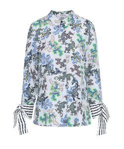 Dorothee Schumacher | Блуза Прямого Кроя С Принтом И Декорированными Рукавами