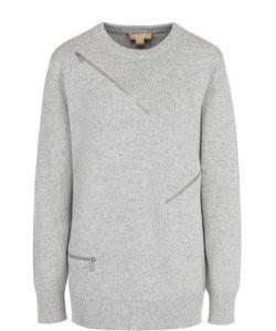 Michael Kors | Вязаный Пуловер С Декоративными Молниями