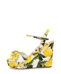 Dolce & Gabbana | Босоножки