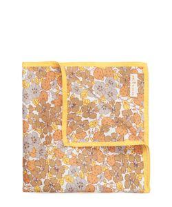 Kiton | Шелковый Платок С Узором