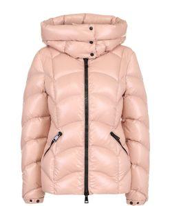 Moncler | Пуховая Куртка На Молнии С Капюшоном