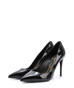 Dolce & Gabbana | Лаковые Туфли Kate На Шпильке