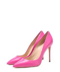 Casadei | Кожаные Туфли На Шпильке