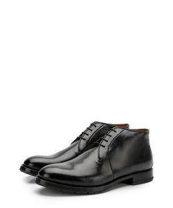 W.Gibbs | Кожаные Ботинки На Шнуровке