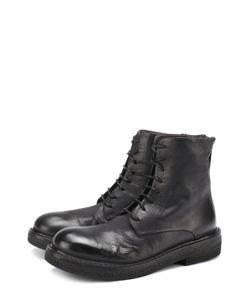 Marsell | Ботинки С Эффектом Состаривания На Массивной Подошве