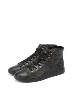 DKNY | Кожаные Кеды Bianca С Вышивкой