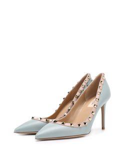 Valentino | Кожаные Туфли Rockstud На Шпильке
