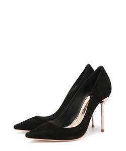 Sophia Webster | Замшевые Туфли На Шпильке С Декором