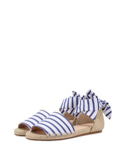 Polo Ralph Lauren | Текстильные Эспадрильи С Лентами На Щиколотке