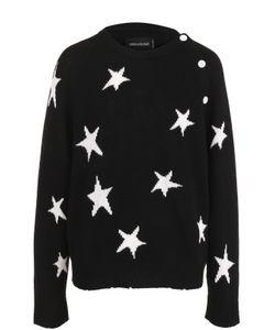 Zadig & Voltaire | Кашемировый Пуловер С Принтом В Виде Звезд