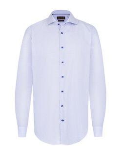 JACQUES BRITT | Хлопковая Рубашка С Воротником Акула
