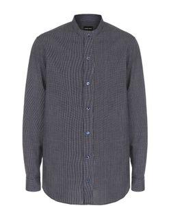 Giorgio Armani | Хлопковая Рубашка Свободного Кроя