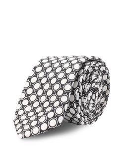 Dolce & Gabbana | Шелковый Галстук С Узором
