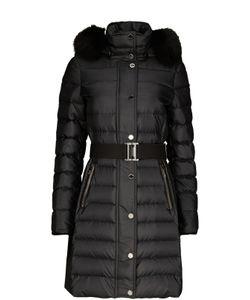 Burberry | Куртка С Капюшоном И Поясом