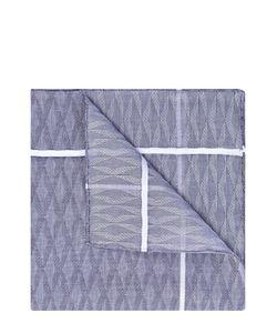 Simonnot-Godard | Хлопковый Платок С Узором И Контрастным Кантом