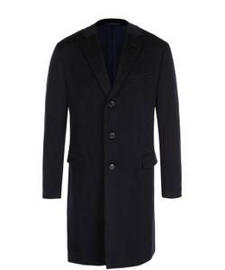 Pal Zileri | Шерстяное Однобортное Пальто