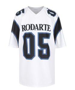 Rodarte | Футболка Свободного Кроя С Принтом