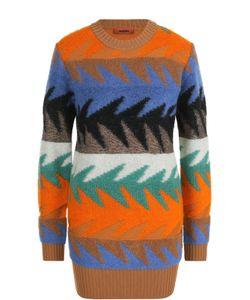 Missoni | Удлиненный Пуловер С Круглым Вырезом