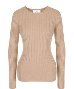 Allude   Кашемировый Пуловер Фактурной Вязки