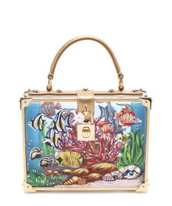 Dolce & Gabbana | Сумка Dolce Box С Росписью