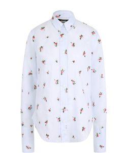 Isabel Marant | Приталенный Блуза С Цветочным Принтом