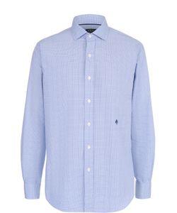 Polo Ralph Lauren   Хлопковая Рубашка Свободного Кроя