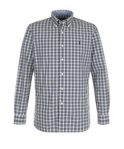 Polo Ralph Lauren | Хлопковая Рубашка В Клетку С Воротником Button Down