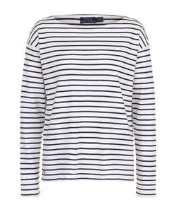 Polo Ralph Lauren | Хлопковый Пуловер В Контрастную Полоску