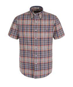 Polo Ralph Lauren | Хлопковая Рубашка С Короткими Рукавами И Воротником Button Down Polo Ralph