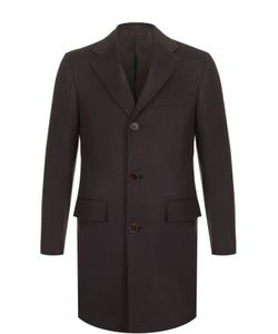 Kiton | Кашемировое Однобортное Пальто