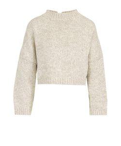 J.W. Anderson | Укороченный Пуловер С Круглым Вырезом