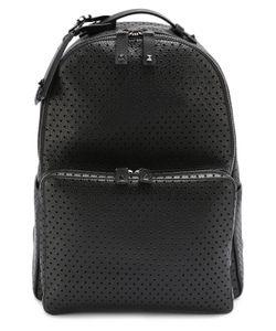 Valentino | Кожаный Рюкзак С Перфорацией