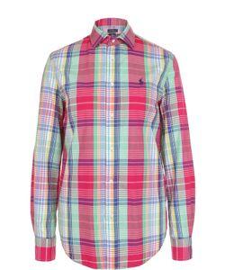 Polo Ralph Lauren | Блуза Свободного Кроя В Клетку