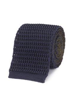 Brioni | Шелковый Вязаный Галстук