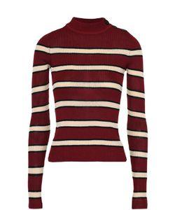 Isabel Marant Étoile | Облегающий Пуловер С Контрастную Полоску Isabel Marant Etoile