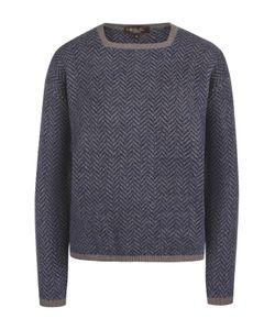 Loro Piana | Кашемировый Пуловер Прямого Кроя