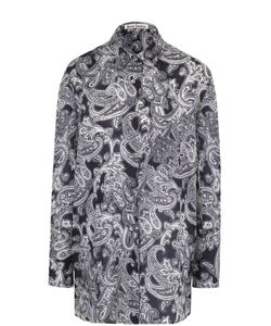 Acne | Блуза Свободного Кроя С Принтом