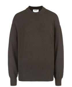DKNY | Пуловер Свободного Кроя С Открытой Спиной