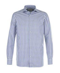 Luigi Borrelli | Хлопковая Рубашка В Клетку