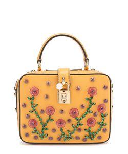 Dolce & Gabbana | Сумка Dolce Soft С Отделкой Кристаллами