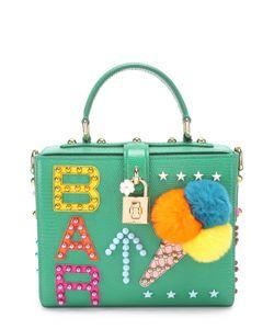 Dolce & Gabbana | Сумка Dolce Soft С Отделкой Из Меха