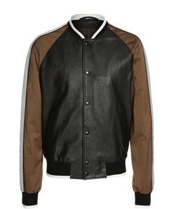 Lanvin | Куртка-Бомбер Кожаная