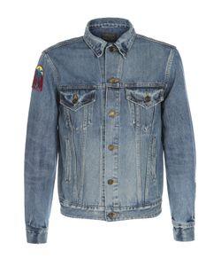 Saint Laurent   Куртка Джинсовая