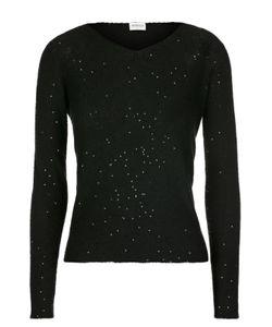 Armani Collezioni | Хлопковый Пуловер С Пайетками