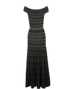 Alexander McQueen | Платье Вязаное