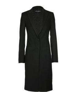 Dolce & Gabbana | Шерстяное Приталенное Пальто
