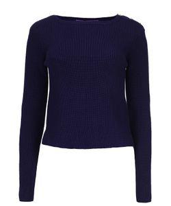 Ralph Lauren | Укороченный Шелковый Пуловер С Разрезами
