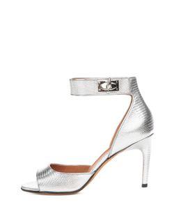 Givenchy | Кожаные Босоножки С Ремешком На Лодыжке